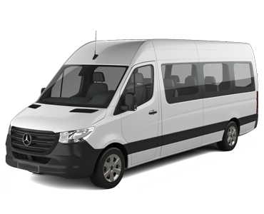 Airport Shuttle Services Christchurch vehicle 1